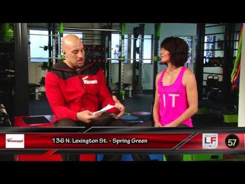 Workout Wisconsin I Lexington Fitness I Episode 105 I 1/2/17