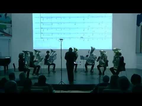 Music for seven n.3 - 7 contrabass tubas / Yuval Avital