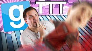 Gmod TTT - Marty McFall (Garry's Mod Funny Moments)