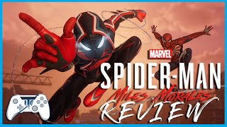 Marvel's Spider-Man Miles Morales Review - Webslinger is BACK! (Video Game Video Review)