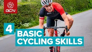 4 Basic Skills For Beginner Cyclists