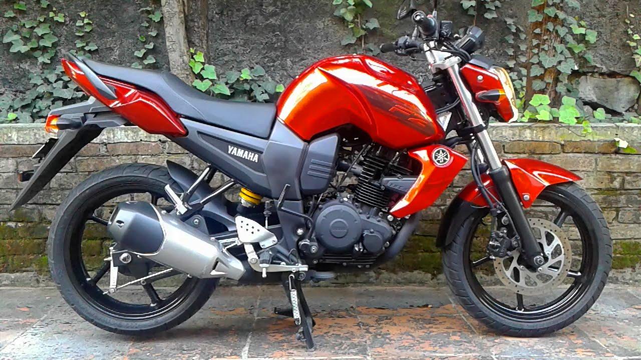 Yamaha Fz Exhaust Modification