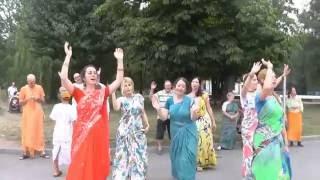 Харинама Тернополь 26.07.2016