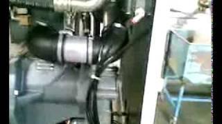 Винтовой компрессор ATLAS COPCO GA 22 VSD(Запуск винтового компрессора ATLAS COPCO GA 22 VSD., 2010-02-26T07:10:16.000Z)