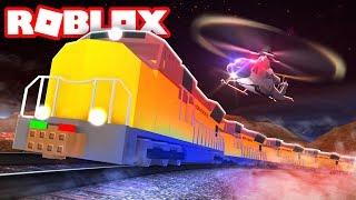 ROBLOX JAILBREAK TRAIN UPDATE!!