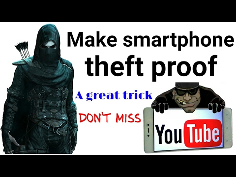 How to secure your android phone | Anti theft alarm | Android anti theft app | Android security apps