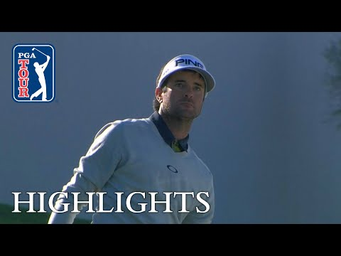 Bubba Watson's extended highlights | Round 2 | Waste Management