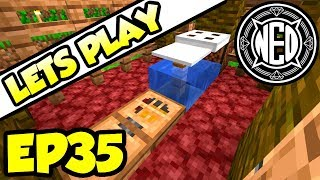 AFK Fishing Farm | Minecraft 1.14 Let's Play Ep. 35 (TheNeoCubest)