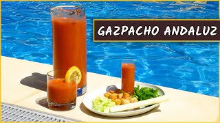 Receta Del Gazpacho Andaluz