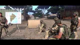 ARMA 3 - CAMPAÑA EPISODIO 1: SURVIVE: 3.- BLACKFOOT DERRIBADO