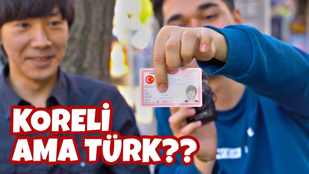 KORELİ TÜRK BULDUM! (Şehadet Getirdi!)