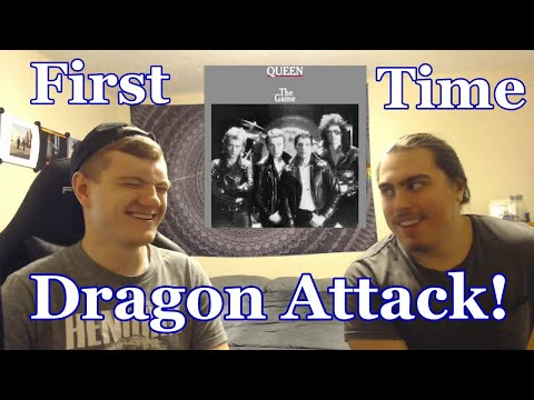College Student's FIRST TIME Hearing | Dragon Attack | Queen Reaction