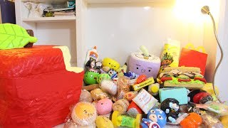 Homemade Squishy Collection 2014-2018