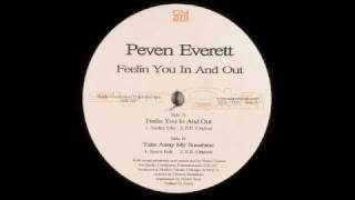 Feelin You In And Out (Shelter Mix) - Peven Everett