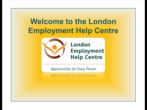Welcome to the London Employment Help Centre