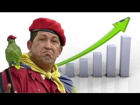 Venezuela's Economy Growing