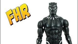 Marvel Legends - 2018 Black Panther - Okoye BaF - Black Panther Review