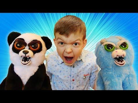 Видео с игрушками – В Школе Супергероев гости! – Игры для детей онлайн.
