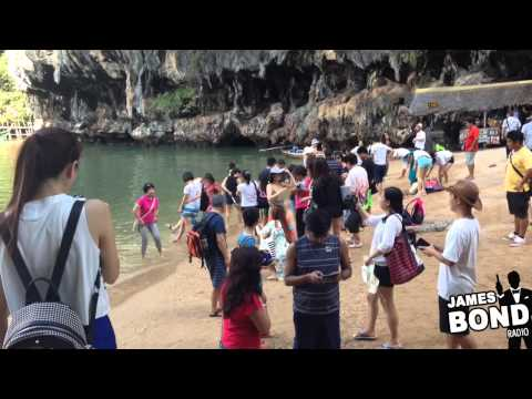 James Bond Island Thailand - The Man With The Golden Gun
