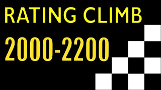 Chess Rating Climb:2000-2200   Chess Strategy, Ideas, Concepts for Beginner and Intermediate Players screenshot 1