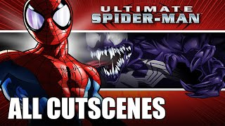 Ultimate Spider-Man - All Cutscenes