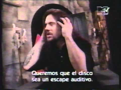 David Vincent interview, circa 1996.