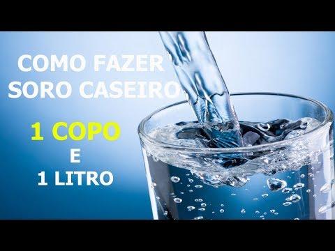 COMO FAZER SORO CASEIRO 1 COPO E 1 LITRO