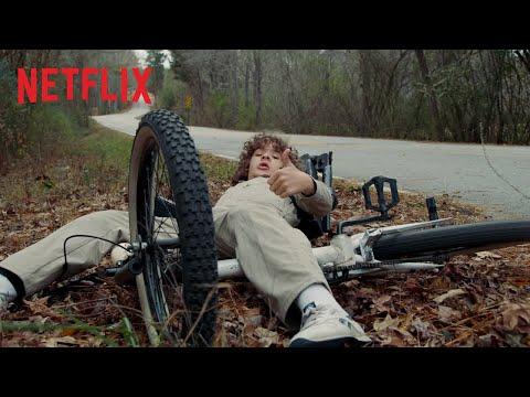 Stranger Things | Blooper - Stagione 2 | Netflix
