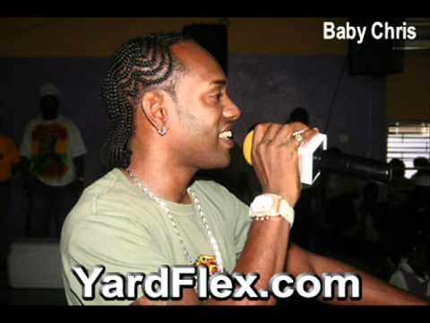 Baby Chris - What Did I Do (Split Personality Riddim).wmv