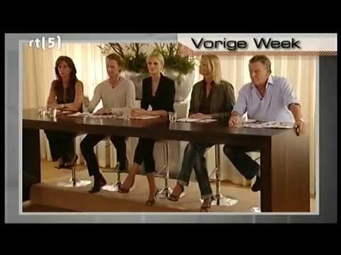 Holland's Next Top Model S01 E02 Part 1