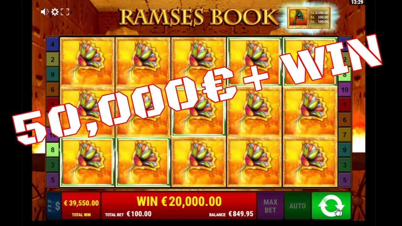 online casinos mit ramses book
