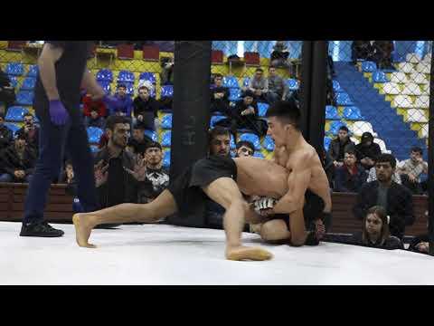Колизей: Битва Чемпионов 10: Сухроб Сафаров (Таджикистан) vs. Самат Файзулдаев (Кыргызстан)   61 кг