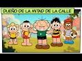 La revolución de los calvos  Mónica y sus amigos - YouTube
