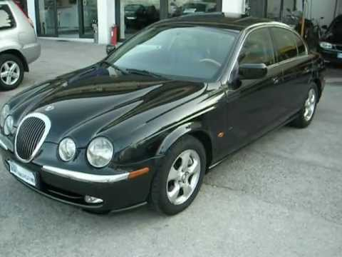 jaguar s type executive 3 0 v6 24v youtube. Black Bedroom Furniture Sets. Home Design Ideas