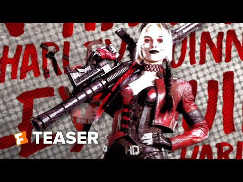 The Suicide Squad Teaser Trailer (2021) | Movieclips Trailers