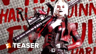 The Suicide Squad Teaser Trailer (2021)   Movieclips Trailers
