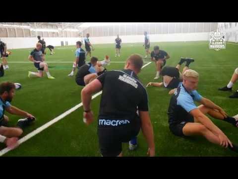 Aberdeen Sports Village | Pre-season camp