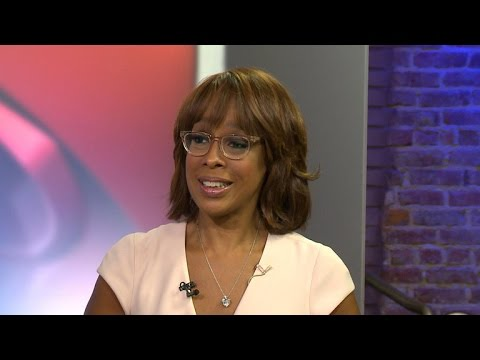 Gayle King on Mike Posner Interview