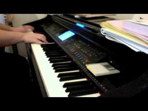 Amazing Grace - blues piano