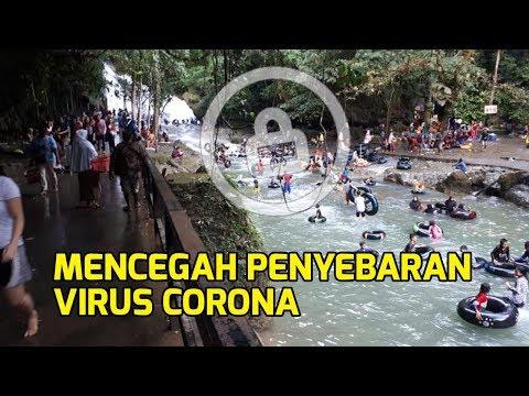 cegah-corona,-pemkab-maros-resmi-tutup-objek-wisata-bantimurung