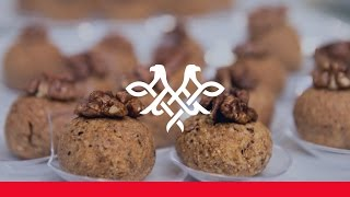 Air Serbia Signature Cookie Recipe: Orasnice (walnut Cookie)