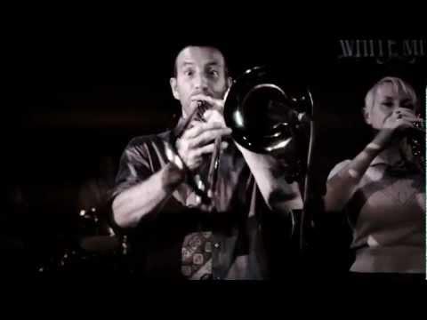 WHITE MINK - Electro Swing Speakeasy @ The Old Market 2012