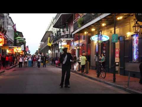 New Orleans - Bourbon Street Jazz Musicians