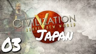 Civilization V Brave New World as Japan - Episode 3 ...Natural Wonders Galore!...