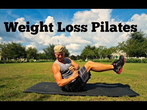 Pilates for Weight Loss – 20 min Total Ab Workout Class – Sean Vigue Fitness