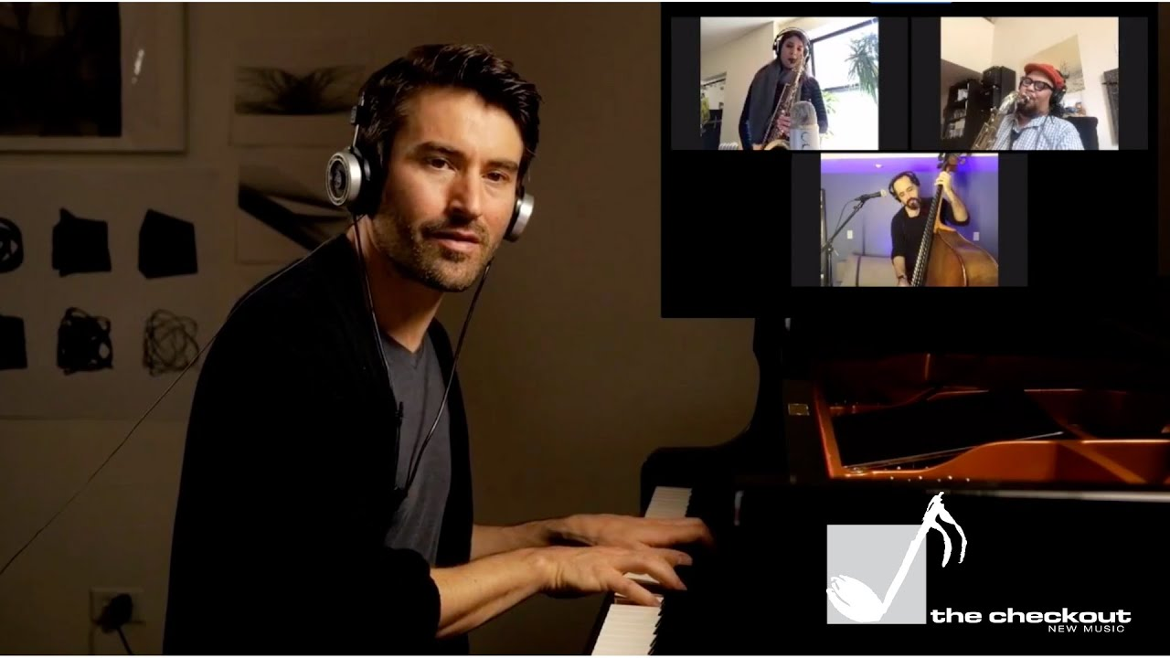 Pianist Dan Tepfer Keeps Upping The Ante With His Innovative Livestreams