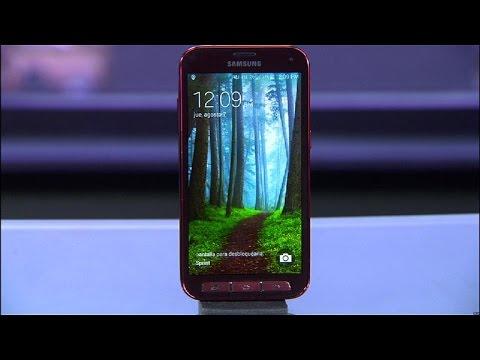 Primer vistazo al Samsung Galaxy S5 Sport para Sprint