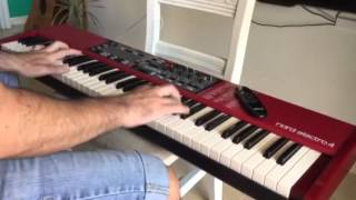 Disco Inferno (How to play) keyboards
