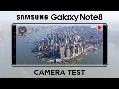 Download Youtube: Samsung Galaxy Note 8 CAMERA Test