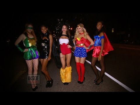 Sexiest Halloween Costumes Ever For 2014